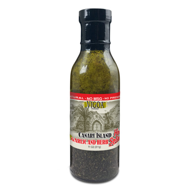 Vigoa Cuisine Garlic And Herb Hot Splash Bottle Photo