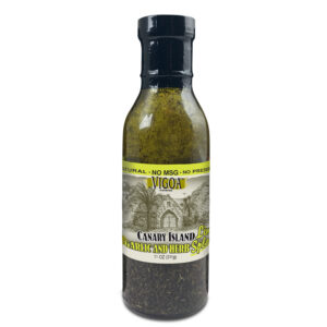 Garlic And Herb Lime Splash Bottle Photo