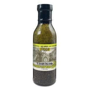Garlic And Herb Lime Splash Bottle Photo