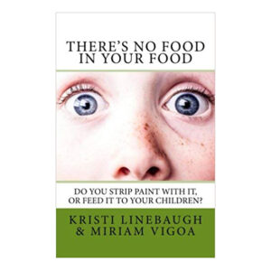 Photo of Book Face of There's No Food In Your Food Book