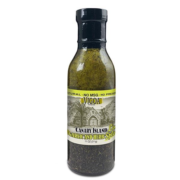 Vigoa Cuisine Garlic And Herb Lime Splash Bottle Photo